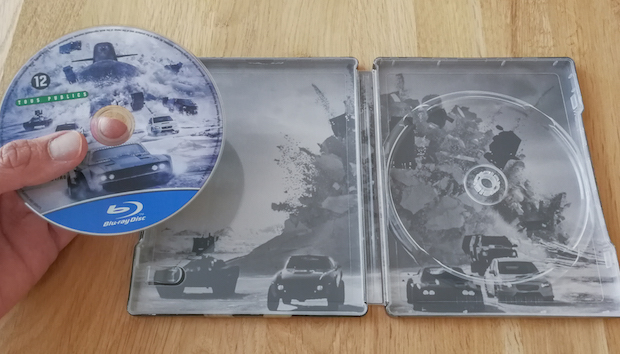 fast and furious 8 dvd blu ray sortie test