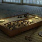 jardin zen miniature interieur
