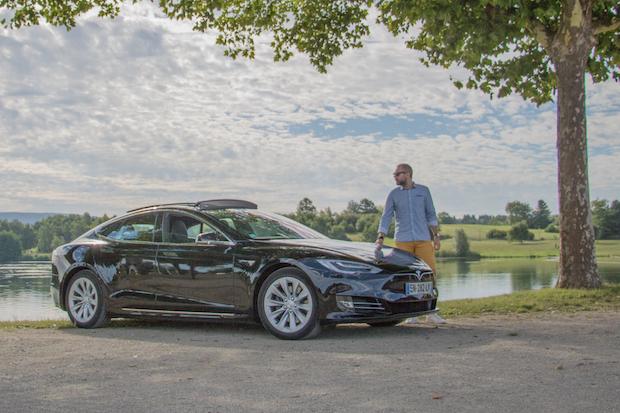 [Essai] Tesla Model S 100D : La voiture du turfu !