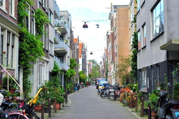 Quartier jordaan, Amsterdam