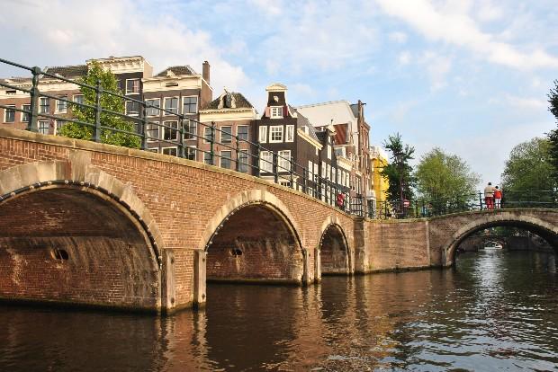 Amsterdam voyage