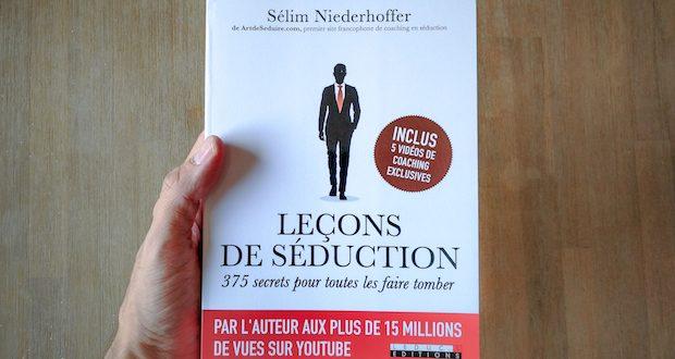 [Avis] Leçons de séduction – Le livre de Sélim Niederhoffer