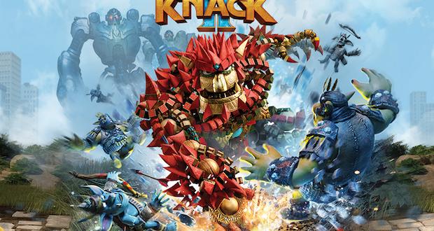 [Test] Knack 2 sur PS4 : une très bonne suite !