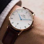 meilleur marque de montre homme daniel wellington