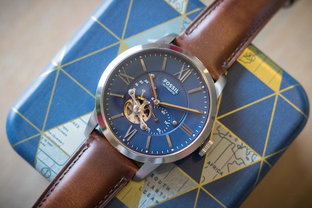 meilleur marque de montre homme fossil