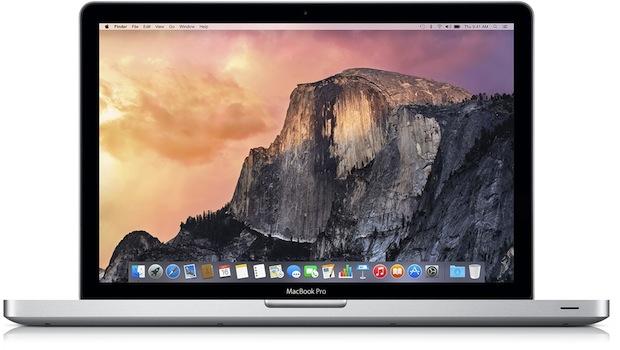 meilleur ordinateur portable apple