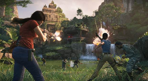 test uncharted-the-lost-legacy avis essai action