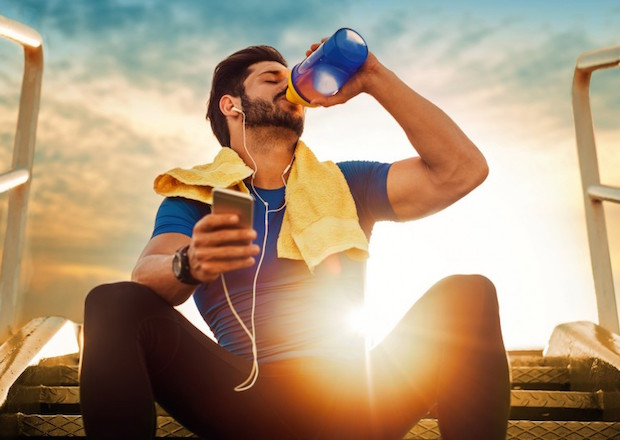 whey proteine dosage musculation comment pourquoi quand shaker