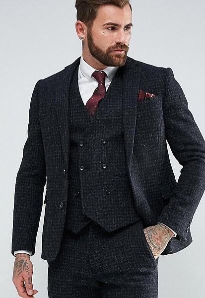 Asos tweed