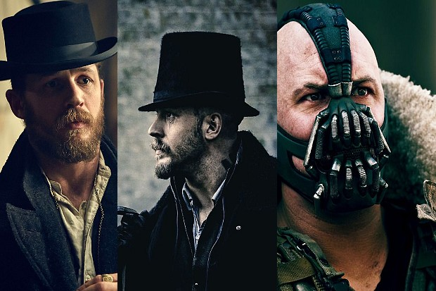 Films Tom Hardy
