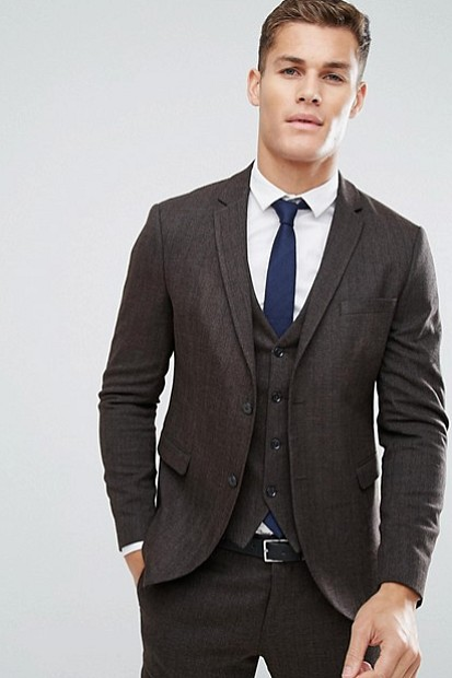 Jack& Jones Tweed