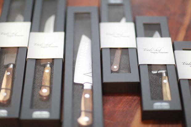 Victor createurs vincent soucille couteaux cuisine