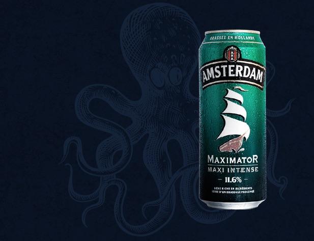 biere amsterdam maximator