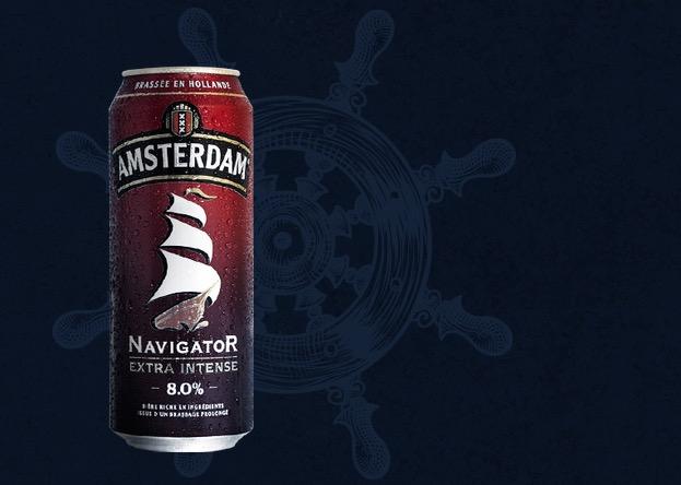 biere amsterdam navigator