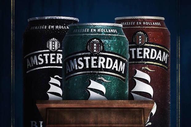 La bière Amsterdam – Chaleur et intensité !