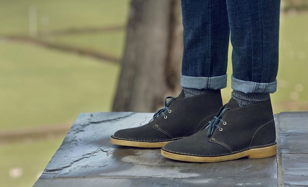 homme boot clarks comment porter look