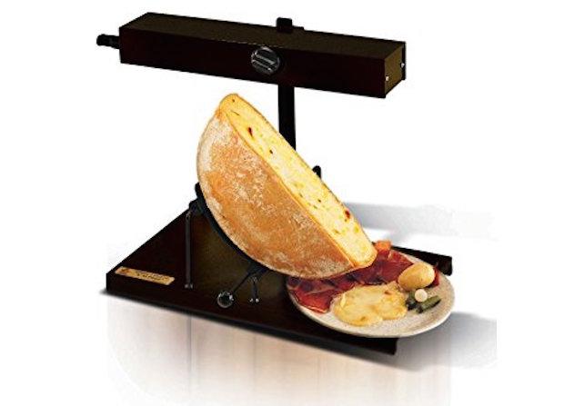 meilleur appareil a raclette traditionnel