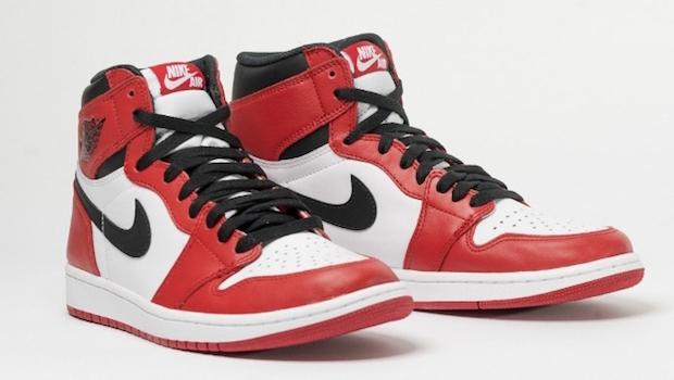 Histoire de Nike Air Jordan 1