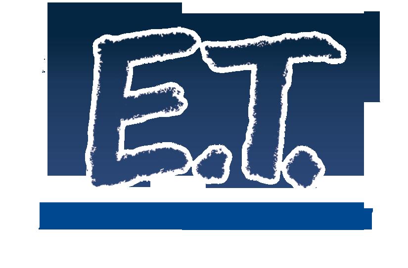 Logo titre E.T. 1