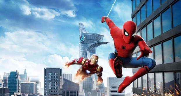 Test Blu-Ray 4k Ultra HD Spiderman Homecoming