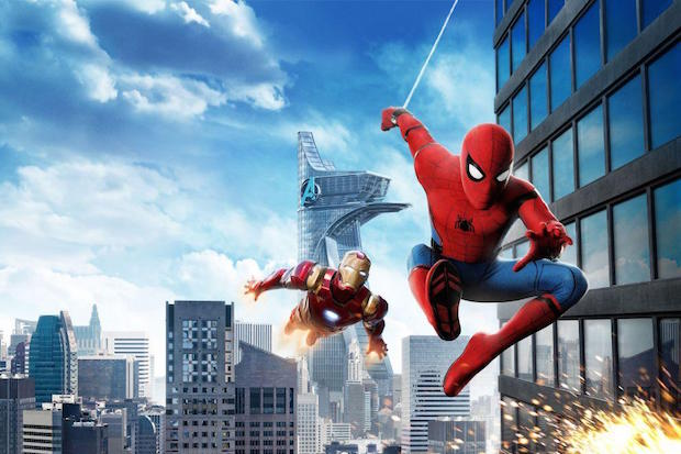 [Test Blu-Ray 4k Ultra HD] Spiderman Homecoming