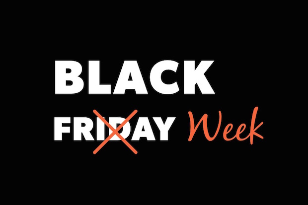 Black Friday Week – Le shopping à -70% c'est maintenant !!!