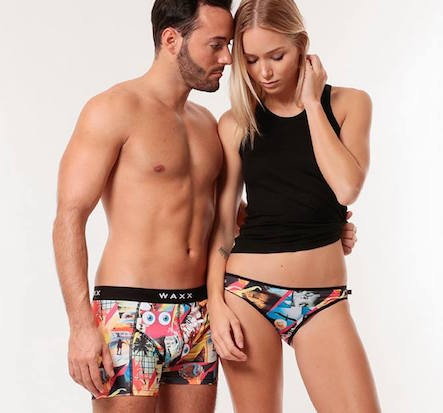 boxer homme moderne sexy