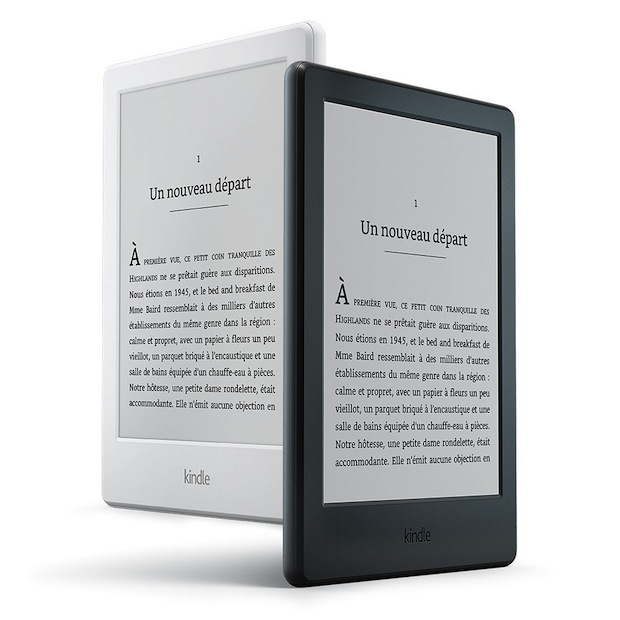comment choisir une liseuse amazon kindle