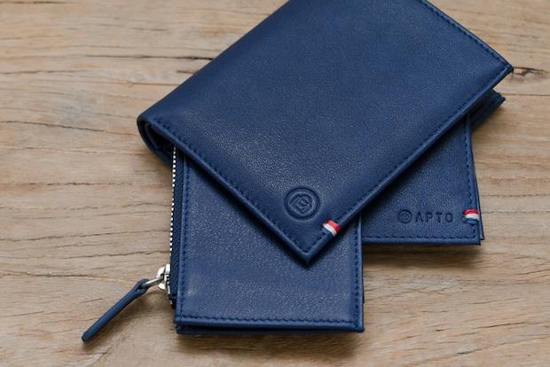 CONCOURS - Gagnez un portefeuille Apto 3 en 1 en cuir aniline !