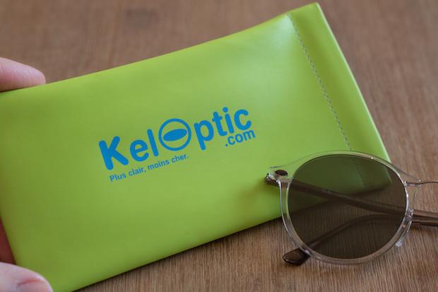 [Test & Avis] Keloptic, des lunettes sur internet