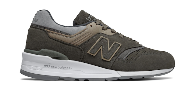 New Balance Made in US/UK 997