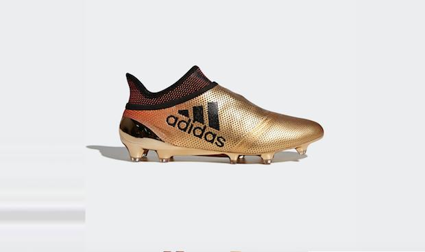 Choisir ses chaussures de football Adidas X 17