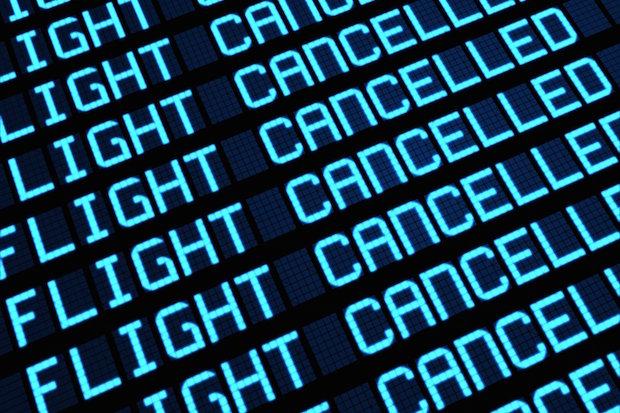 Que faire en cas de vol annulé, retardé ou surbooké ?