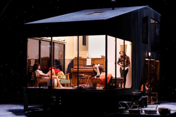 Les 3 soeurs au Théâtre de l'Odéon, un sommet de la saison théâtrale