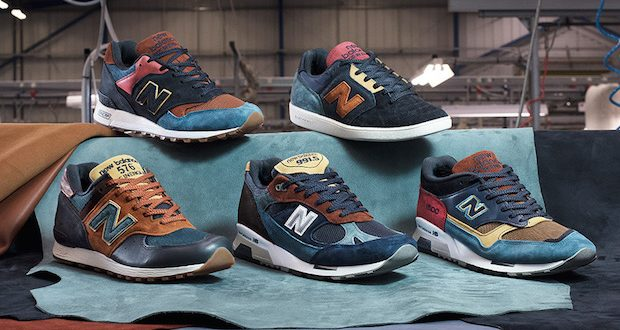 New Balance Made in US / Made in UK, des sneakers haut de gamme