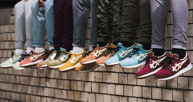achat sneakers influenceur