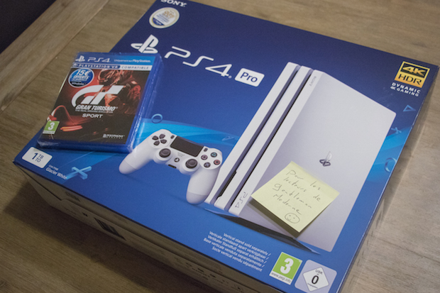 concours ps4 pro playstation gagnez 24