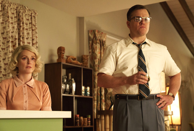 critique bienvenue a suburbicon film