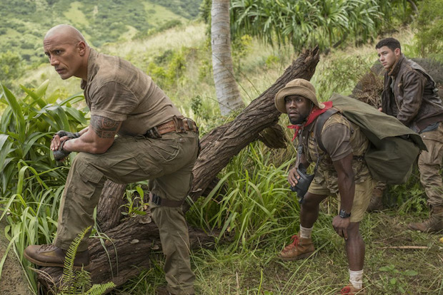 jumanji critique bienvenue dans la jungle 1