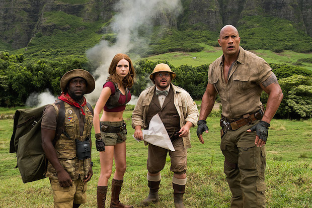 jumanji critique bienvenue dans la jungle 2