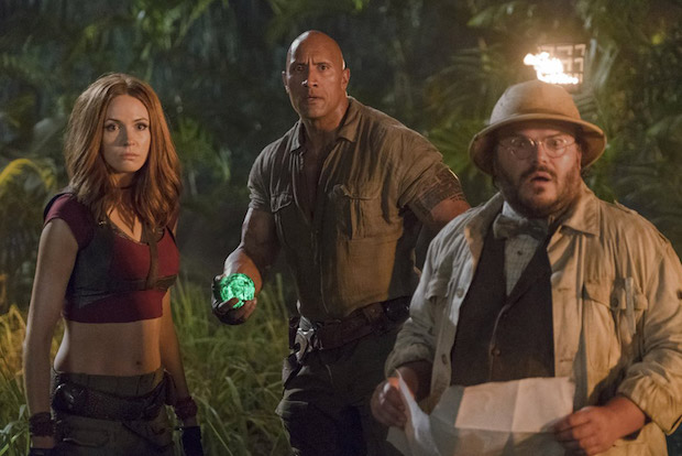 jumanji critique bienvenue dans la jungle 3