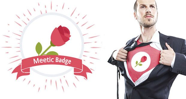 meetic-badge gentleman blog homme