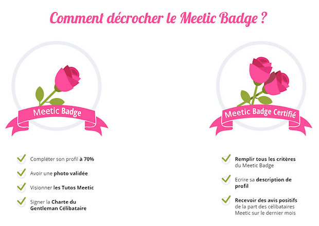 meetic-badge gentleman blog masculin