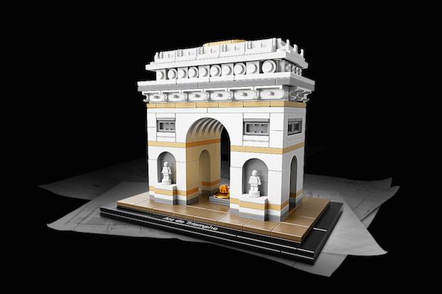 Les meilleurs Lego architecture !