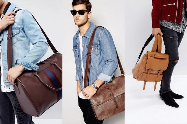 Notre sélection de sacs homme ASOS
