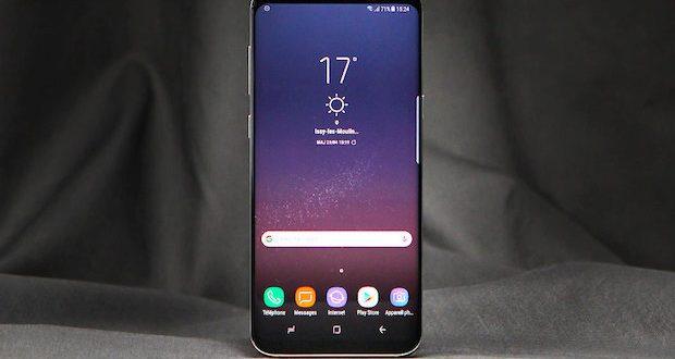 Samsung Galaxy S8: le smartphone pro par excellence