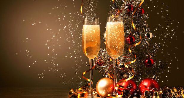 vin champagne noel jour de l an