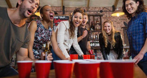 Biere Pong meilleur kit regle du jeu