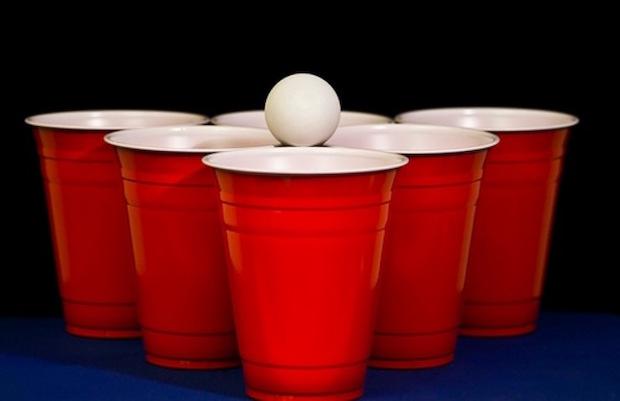 Biere pong autre jeu