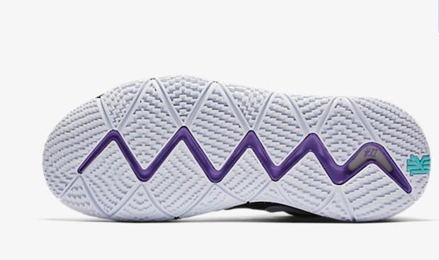 Nike Kyrie 4 zigzag